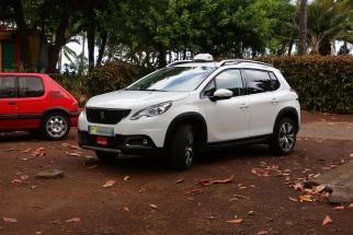 Taxi HOAREAU à Grand-Anse