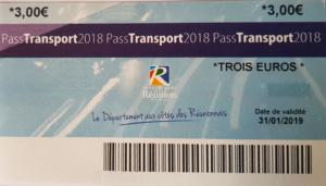 Pass Transport - Taxi HOAREAU